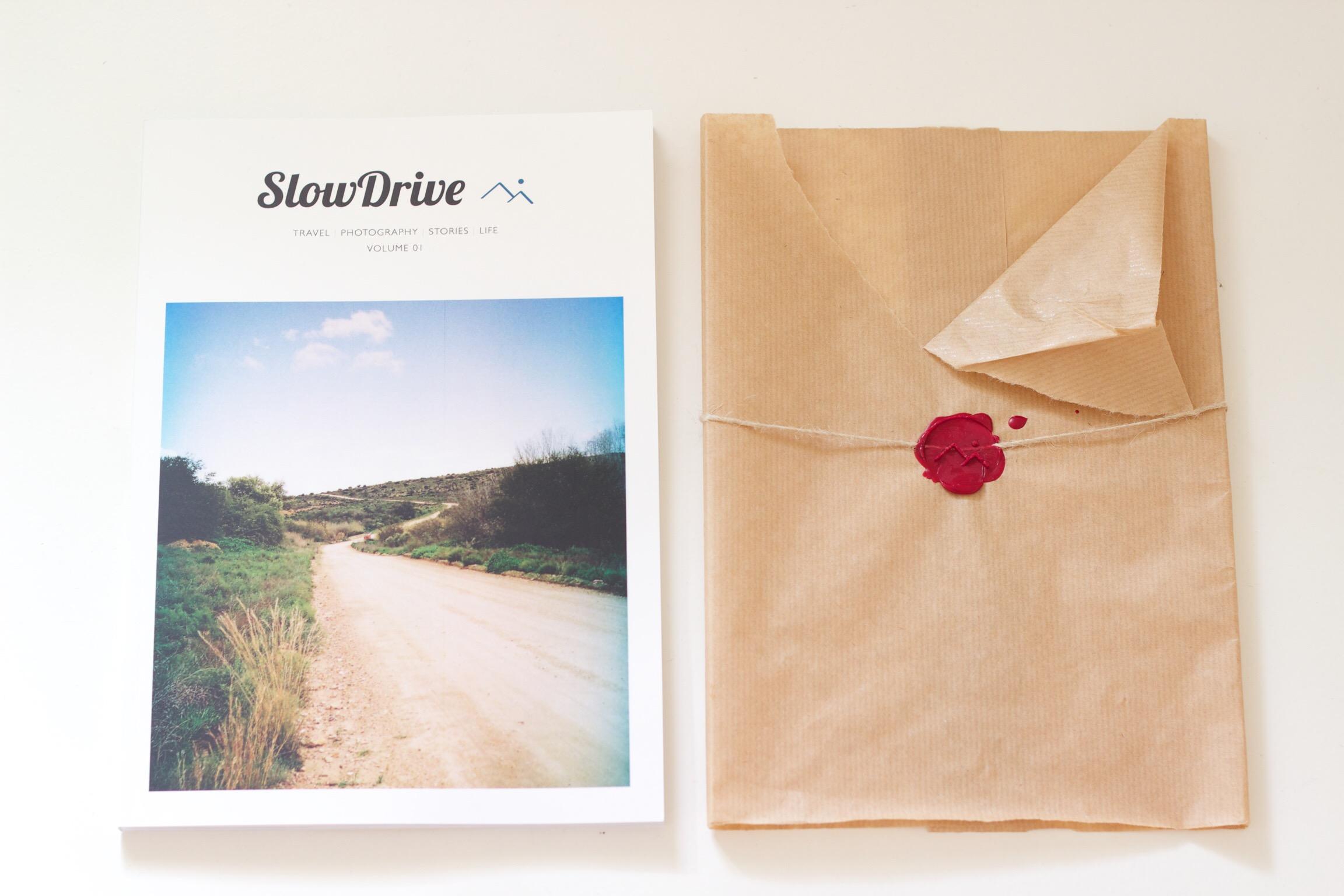 Slow Drive Magazine