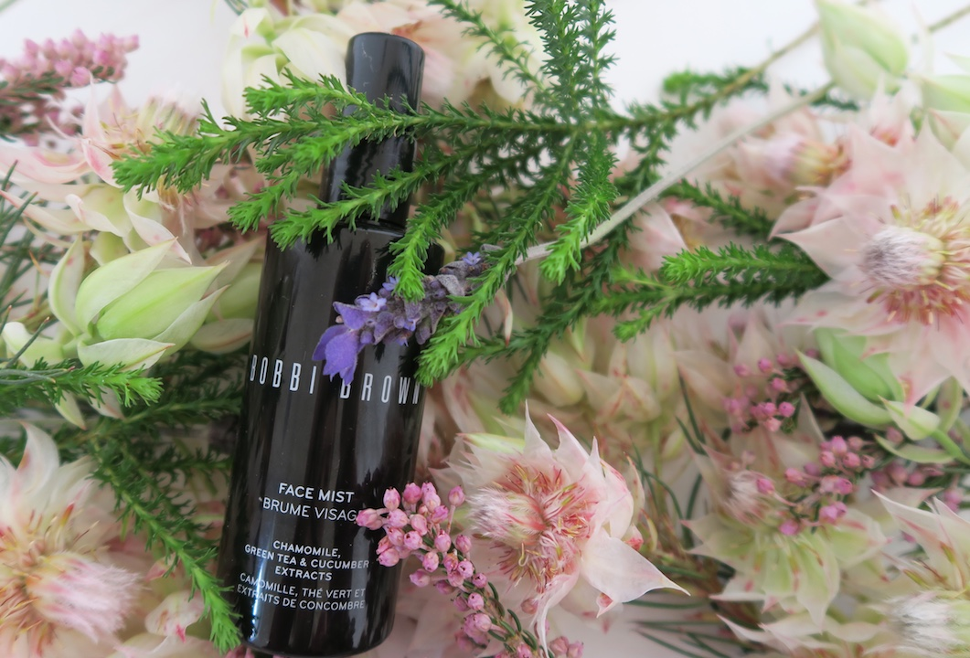bobbi brown face mist review