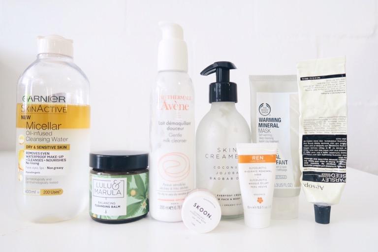 beginners basic skincare