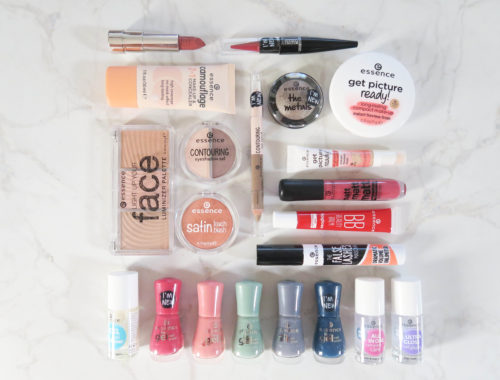Affordable Drugstore Products: Essence Cosmetics