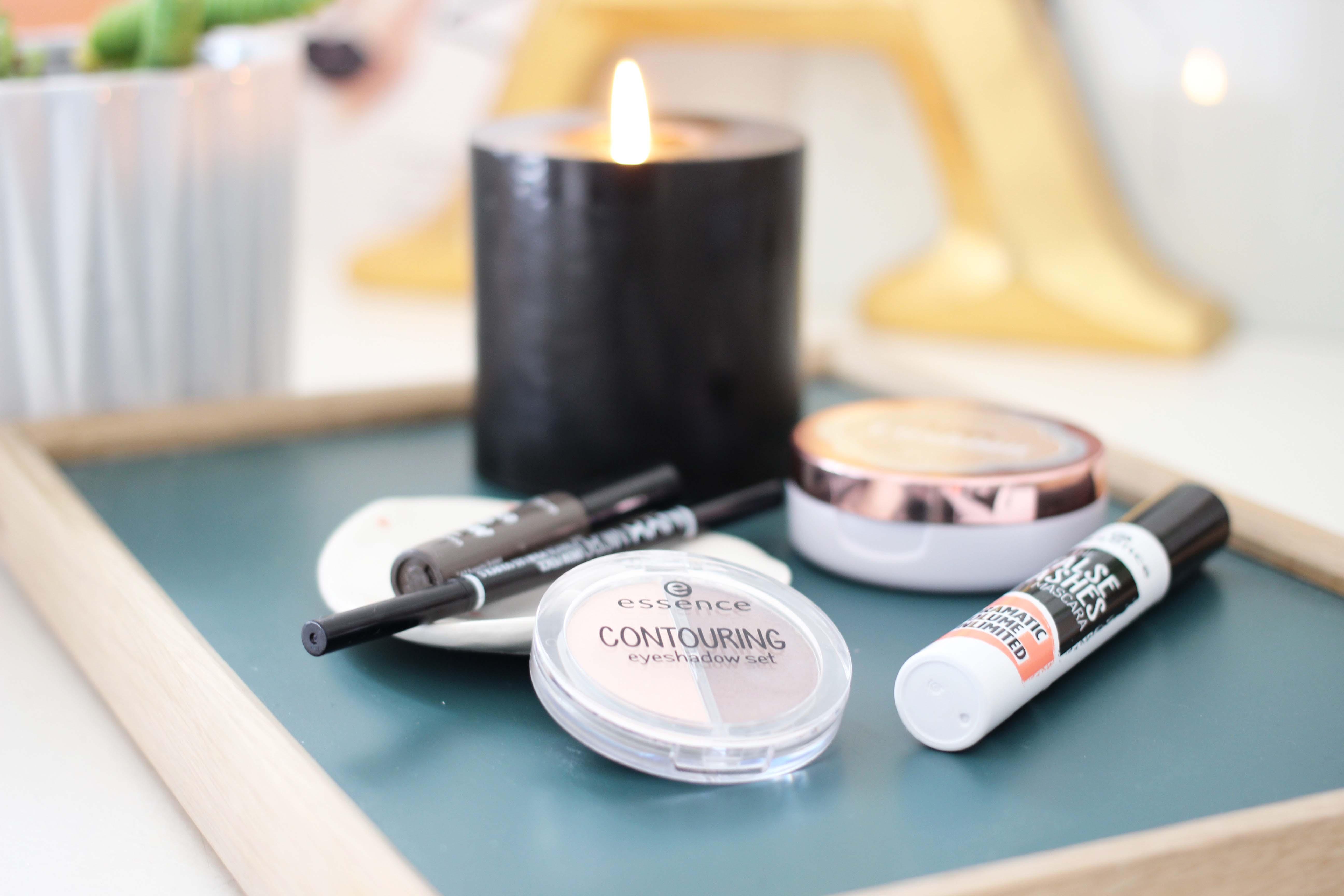essence countering eyeshadows