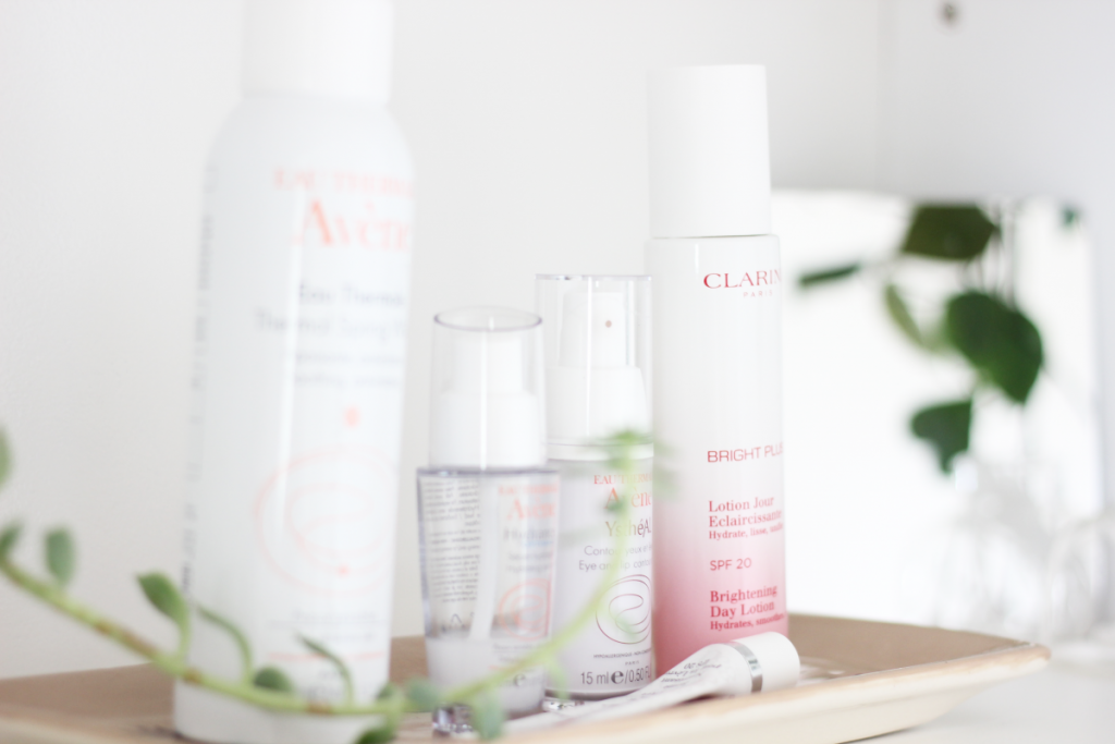 clarins bright plus day lotion