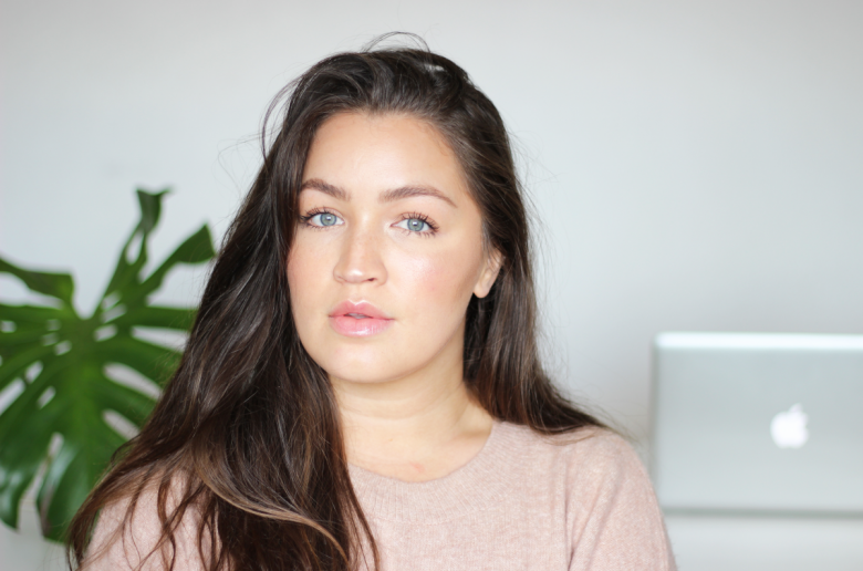 Glowing heathy skin with Clinique Moisture Surge
