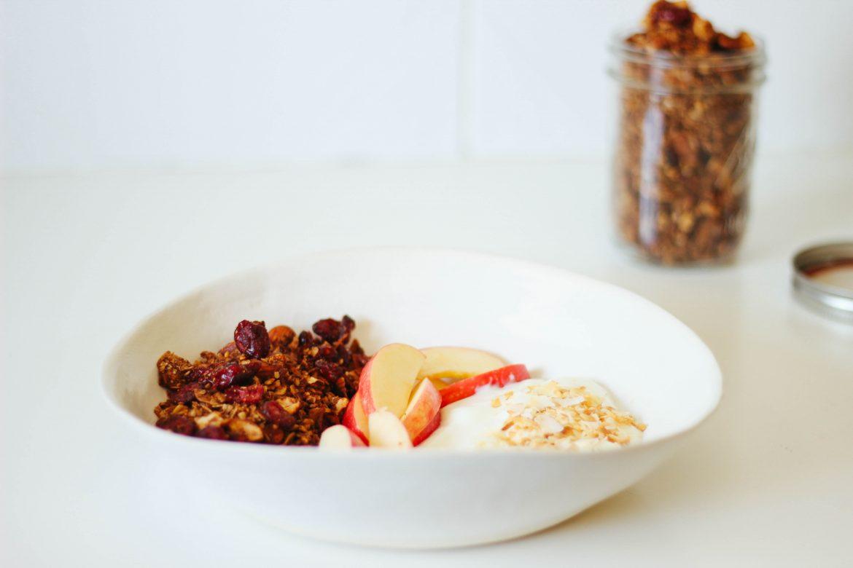 Delicious, Healthy & Simple Homemade Granola | Taylor Made