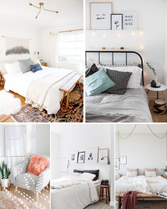 Bedroom Inspiration - furniture, decor, rugs & throws - MRP Home