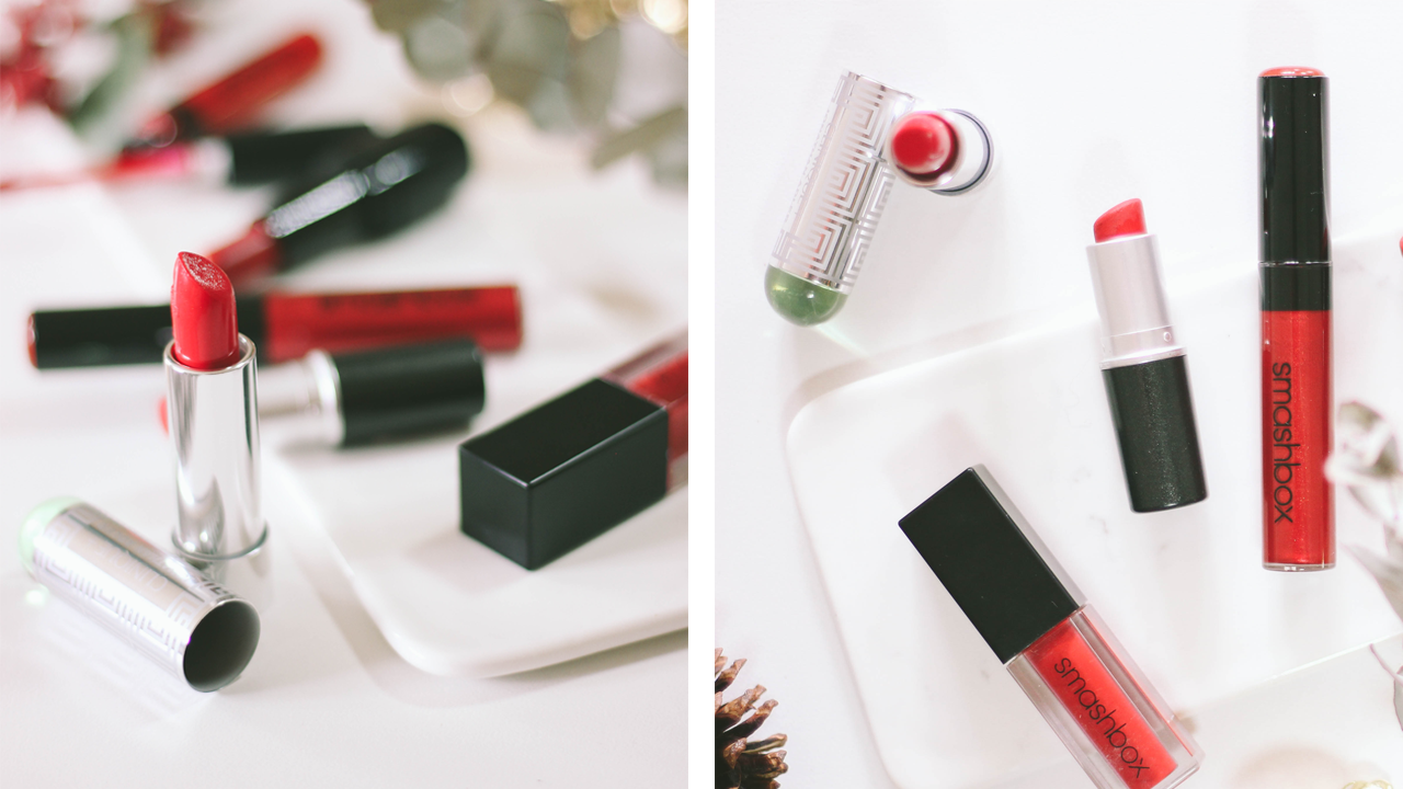 Red Lipsticks For Christmas -best Christmas red lipsticks