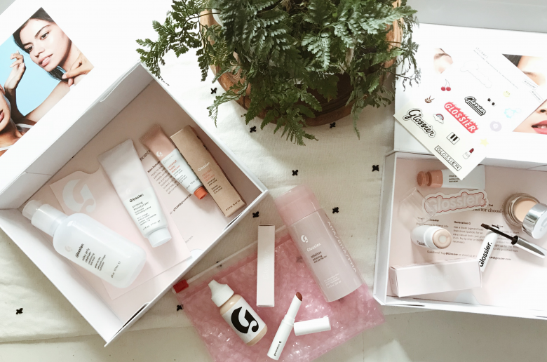 Glossier Skincare and Makeup Reveiew