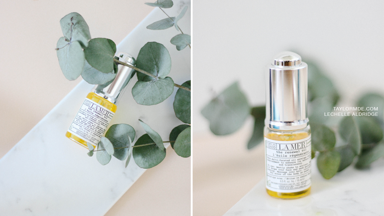 La Mer Renewal Oil - THE MOST HYDRATING SERUMS FOR ALL SKIN TYPES