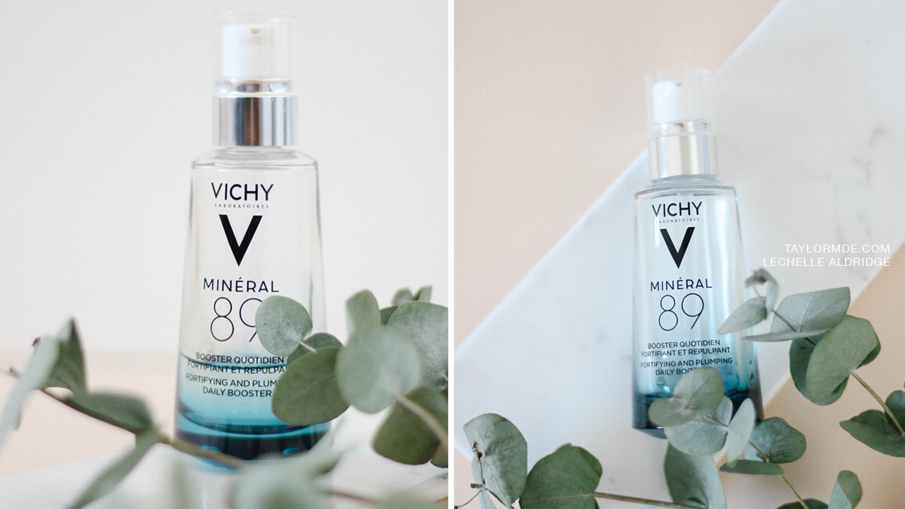 Vichy Mineral 89 Daily Booster - THE MOST HYDRATING SERUMS FOR ALL SKIN TYPES